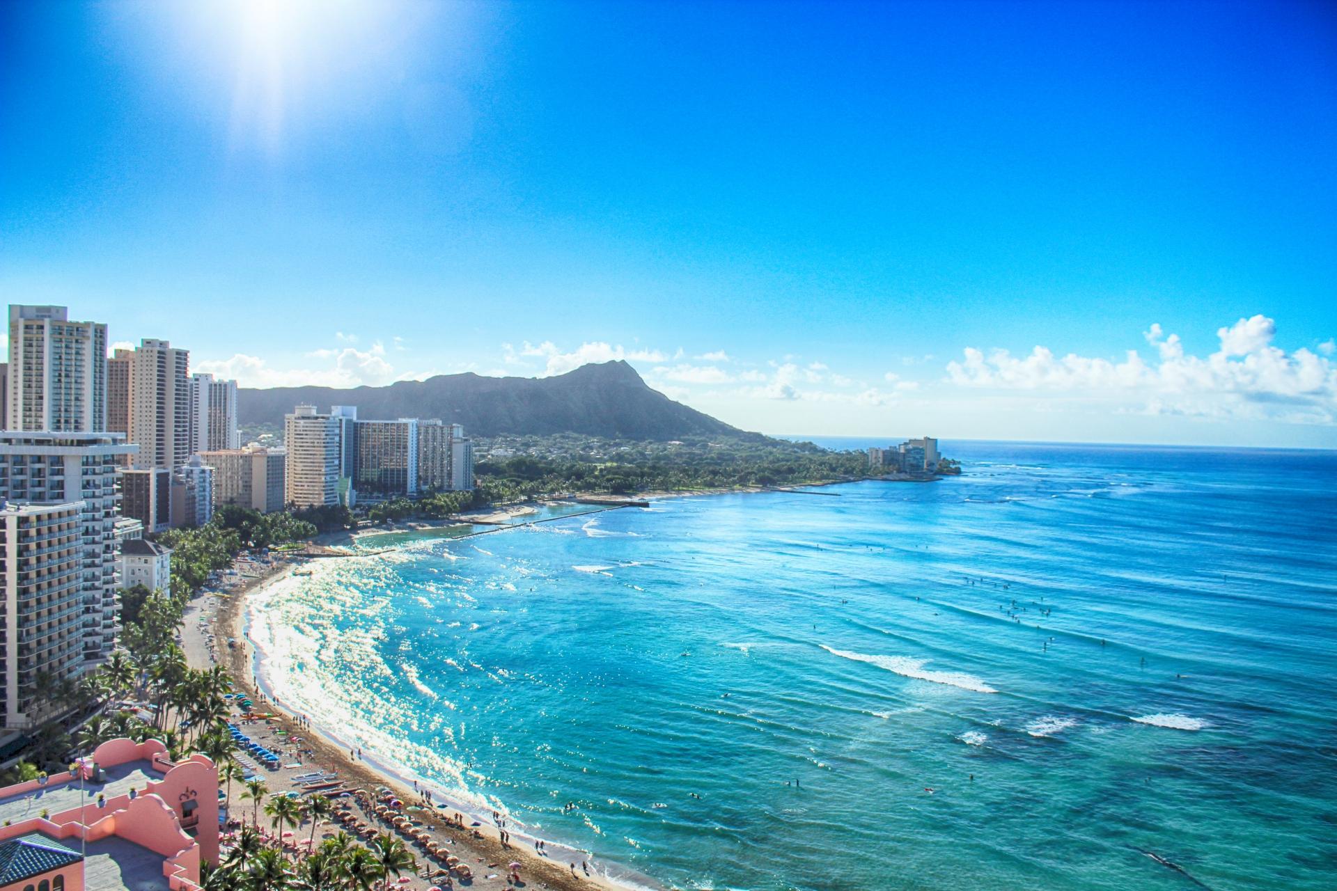 ハワイにトラベラーズチェックを...