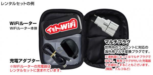 イモトのWiFiの羽田空港でのレンタルまとめの画像9