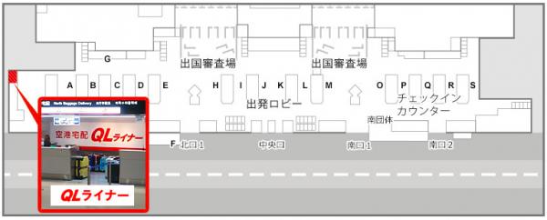 グローバルWiFiの成田でのレンタル(受取・返却)まとめの画像11