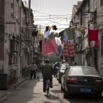 上海にも下町はある。どこかほっとする「庶民の生活」