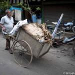 インドの路上からゴミが決してなくならない理由