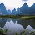 -桂林の奇岩- 中国に実在するドラゴンボール初期の風景