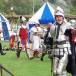 街ぐるみで中世にタイムスリップする謎のコスプレ祭り