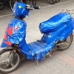 北京で見つけた突っ込みどころ満載の電動バイクまとめ