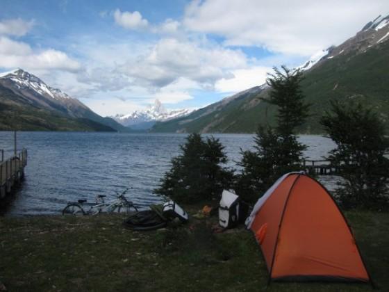 国境40アルゼンチン3キャンプ