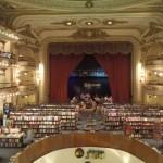 世界で2番目に美しい本屋El Ateneoに行ってきた