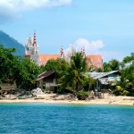 インドネシアのココナッツと海しかない小さな島で、みそ汁を作ってみた