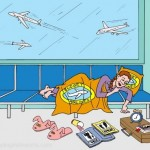 -THE GUIDE TO Sleeping in Airports- 空港泊しやすい空港はどこだ?