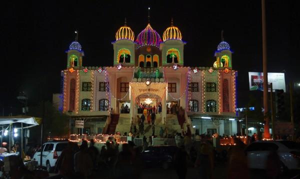 Diwali in Ahmedabad, India