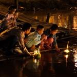 タイの幻想的な灯籠流しのお祭りが日本で開催!