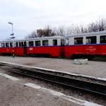 ブダペスト子供鉄道に乗ってみた
