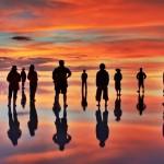 ウユニ塩湖のベストシーズンは1月27日と2月26日