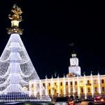 グルジアのクリスマスが思いのほかゴージャスだと話題に