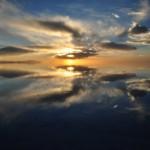 [ウユニ塩湖の夕日] 本当に地球か?と思わずにはいられない27枚