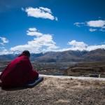 [甘孜・カンゼ]チベットのスケールの大きすぎる青空教室