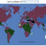 もしあなたが中国人だったら、ビザ無しで行ける国はたった7つ