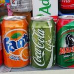 ボリビアで見つけた緑のコカコーラを飲んでみた