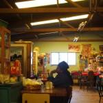 ウユニ塩湖のおばちゃん朝カフェ