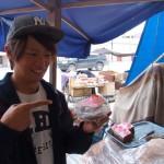 旅先で8万円盗られて落ち込んでいる女の子にケーキを届けよう【後編】