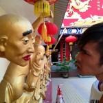 [万仏寺(萬佛寺)香港]1万体の仏像が圧巻のB級スポットに行ってきた