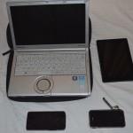世界一周ITバックパッカーの持ち物65個