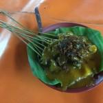[サテ・インドネシア]焼き鳥+カレー!? を食べてみた