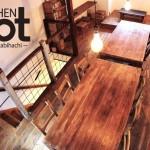 【5月25日、31日】旅Dining Kitchen rootでワークショップ開催