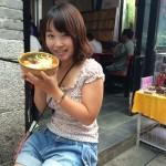 海外ノマド女子、80円でおかわり自由のベジタリアン食堂を発見 @中国