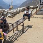 [ネパール]エベレスト4000mにある小学校の教育水準が高くて驚いた