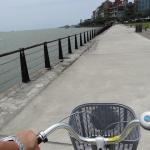 [台湾・淡水区]海外のデートスポットに1人で行ってみた