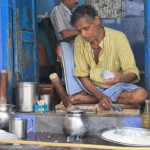 [ブルーラッシー]インドでラッシーは「食べるもの」