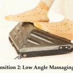足マッサージ機能がついた癒しのバッグ・LEGGAGE