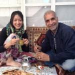 イラン人に味噌汁を食べてもらった @イラン