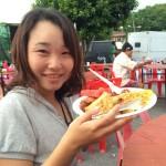 海外ノマド女子、マレーシアでタダ飯にありつく