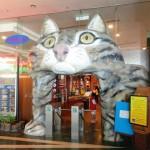 [キャットミュージアム・クチン]マレーシアの猫博物館で猫尽くし体験