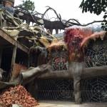 ベトナム(ダラット)の「クレイジーハウス」がとってもファンタジーだった