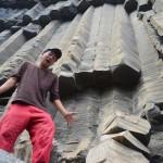 [アルメニア・ガルニ]自然が作った「石のパイプオルガン」