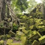 「ラピュタっぽい」と噂!カンボジアのベンメリア遺跡に行ってきた