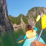 [ベトナム]ハロン湾をカヤックで探検できるツアーに参加してきた