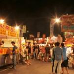 【寄稿】台湾の夜市で1300円出せば12品飲み食いする事ができる