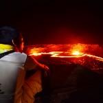 [エルタ・アレ]世界一低い活火山にうごめく溶岩を見てきた