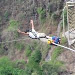 ヴィクトリアの滝でバンジーしてきた