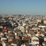 [ポルトガル・リスボン]凍てつく冬のヨーロッパの避寒地