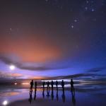 [ウユニ塩湖・写真]朝、昼、夕、夜、絶景のすべて