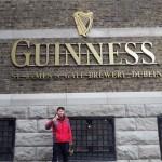 [Guinness Storehouse・ダブリン]ギネスビール発祥の地で「ギネスマスター」になってきた