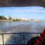 [チャウドック(Chau Doc)→プノンペン国境越え]自転車ごとボートで国境を越えてみた