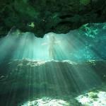 【寄稿】透明度100mの聖なる泉「セノーテ」をGoProで撮るとこうなる