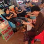 元理学療法士がタイのマッサージ屋で1日働くと◯◯円稼げる