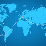 2ヵ月で世界一周の旅、始めました。