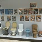 便座を温める為の奴隷がいたetc…。ウクライナの「トイレ歴史博物館」で仕入れたうんちく8こ